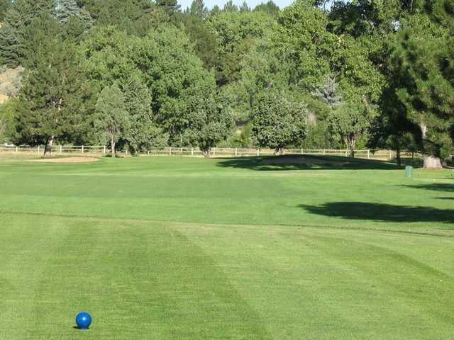 Overland Park Golf Course in Denver