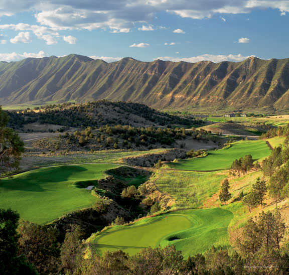 Green Valley Ranch Colorado >> Lakota Canyon Ranch Golf Club in New Castle