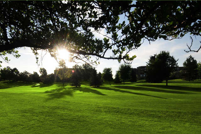 A Sunny Day View From Heather Gardens Golf Course. » Great Pictures