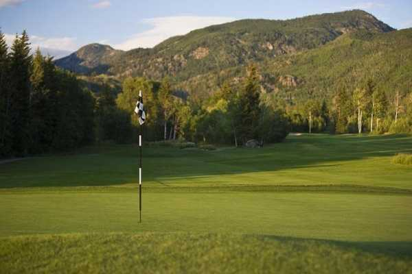 Rollingstone Ranch Golf Club In Steamboat Springs