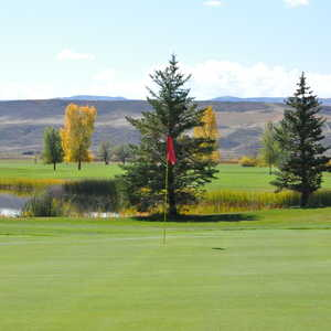 Yampa Valley GC: #14