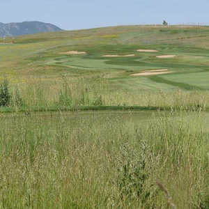 Walnut Creek Golf Preserve: #4