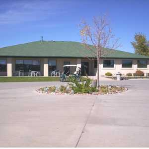 Springs Ranch GC: clubhouse