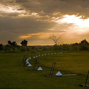 Green Valley Ranch GC: driving range