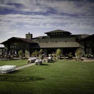 Black Bear GC: clubhouse