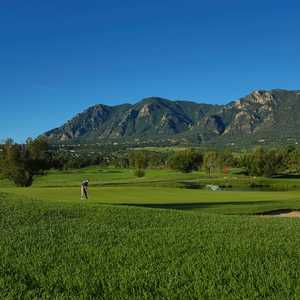 The CC of Colorado at Cheyenne Mountain Resort