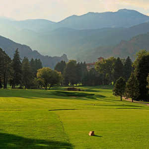 Broadmoor GC