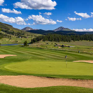 Keystone Ranch: 3rd green