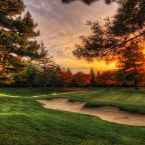 The CC at Woodmoor: Sunset
