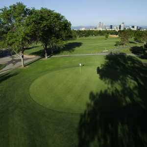 Denver City Park GC: #13