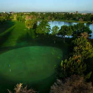 J. F. Kennedy Golf Center - Babe Lind: #8