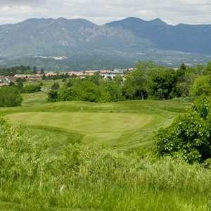 Pine Creek GC: #17