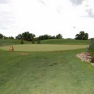 Pelican Lakes G & CC: Practice area