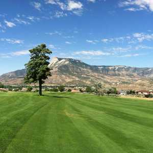 Battlement Mesa GC: #17