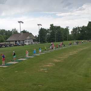 Greg Mastriona GC at Hyland Hills: Driving range