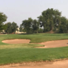A view of hole #17 at Broadlands Golf Course.