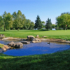 A view of a hole at Indian Tree Golf Club.