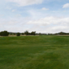 A view of a green at Walsenburg Golf Course.