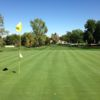 A view of a green at Southglenn Country Club.