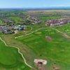 Aerial view of Todd Creek Golf Club