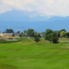 A view from Ute Creek Golf Course.