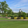 A view from tee #1 at Eighteen Hole from Indian Tree Golf Club