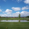 A view from the yellow #7 tee at Chipeta Golf Course