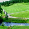 A view of a fairway at Evergreen Golf Course
