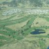 Aerial view of Cheyenne Shadows Golf Course (Robin Wininger)