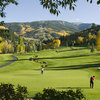 A sunny view from Beaver Creek Golf Club