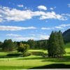 A view of a green at Broadmoor Golf Club