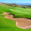 A view of a fairway from The Golf Club At Redlands Mesa