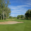 A view of fairway #2 from the  Eighteen Hole at Cherry Hills Country Club
