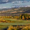 A fall day view from Eagle Ranch Golf Course