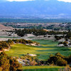 A view from Four Mile Ranch Golf Club