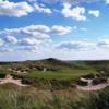 A view of hole #3 at Ballyneal Golf & Hunt Club.