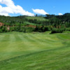 A view from Mountain at Cordillera Golf Course.